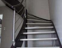 Rénovation d'escalier