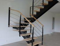 fabricant escalier fr ne sur mesure escaliers reux. Black Bedroom Furniture Sets. Home Design Ideas