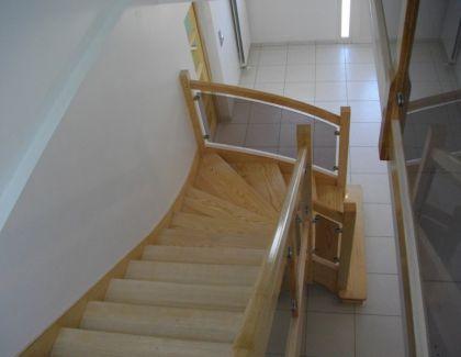 ... escalier crémaillères décalées escalier limon central escalier