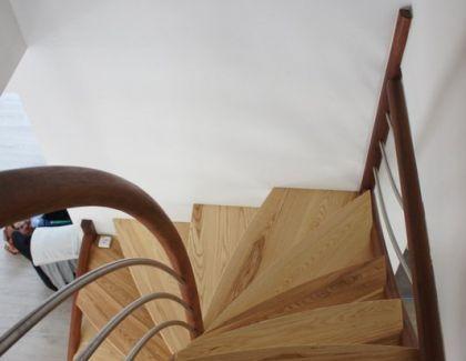 Escalier spécial C22